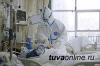 В Туве к 10 января в госпиталях лечат 202 пациента с COVID-19