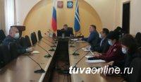 В Туве готовятся к афтершокам от землетрясения с соседней Монголии