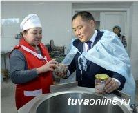 В Туве заработал еще один мясоперерабатывающий комплекс