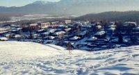 В Туве 14 января переменная облачность, местами метель, снежные заносы