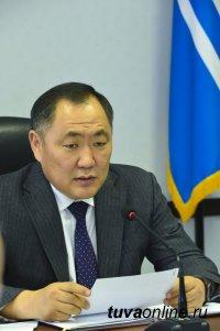 Глава Тувы раскритиковал местные власти за отсутствие прогнозирования ЧС
