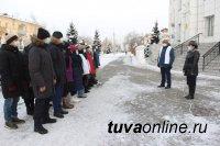 В МВД Тувы проходит Всероссийская акция «Студенческий десант»
