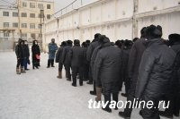 В Туве проверили информацию о бунте в первой колонии УФСИН России