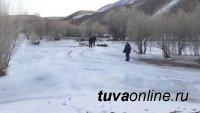 В Туве оценили состояние дорог и риски подтопления наледевыми водами