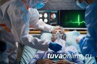 В Туве за месяц выявили 610 коронавирусных больных