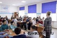 В Туве сарыгсепские учителя провели мастер-классы в трех западных школах