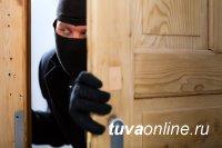 В Туве задержали домушника, укравшего смартфон из незапертого жилища