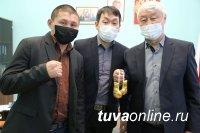 В Туве начнут популяризировать бокс, которым занимаются свыше 600 местных жителей