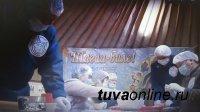 В Верховном Хурале Тувы «слепили добро» для врачей