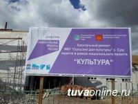 В Туве реализуют нацпроекты для жителей городов и сел