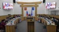 В правительстве Тувы подвели итоги празднования Шагаа
