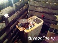 Житель Тувы сделал наркопритон из собственной бани