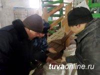 Министр сельского хозяйства Тувы познакомился с сельхозпроизводством в колонии № 1