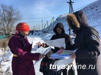В Кызыле информируют жителей районов, где возможны подтопления