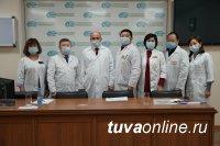 Ведущая больница Тувы выходит на международный уровень предоставления медицинских услуг