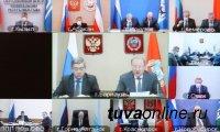 В СФО с главами регионов провели первое совещание по подготовке к весенним паводкам