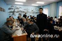 В Туве провели турнир памяти основателя шахматной школы в Туве Матпа Хомушку