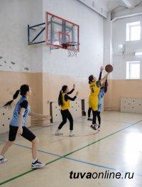 Спорт миллионов. В ТувГУ состоялся внутривузовский чемпионат по баскетболу