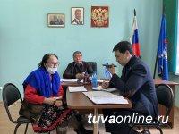 В Туве началась неделя приема граждан по вопросам ЖКХ