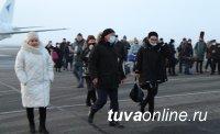 В Туву прибыла делегация из Костромской области