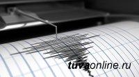 На юго-востоке Тувы 9 марта в 3 ч утра произошло землетрясение магнитудой 3,3
