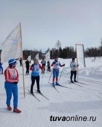 Спортивные праздники женщин Кызыла