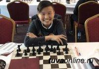 14-летний Тамерлан Чындыгыр занял 3-е место во взрослом чемпионате по шахматам Дальневосточного округа