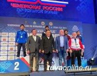 Главу Тувы интересует на Чемпионате России по вольной борьбе, как заводить в регион статусные соревнования