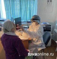 «Маршрут здоровья» работает в Овюрском районе Тувы