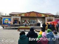 В Туве отметили Навруз - национальный праздник тюркских народов