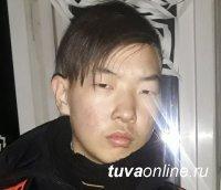 В Туве пропал еще один подросток