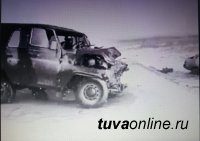 В Туве по факту смертельной аварии, где 4 человека погибли, возбудили уголовное дело