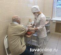 Минздрав Тувы организовал диспансеризацию ветеранов Великой Отечественной войны