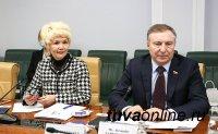 Посол Монголии в РФ встретился с сенаторами приграничных регионов