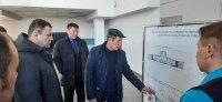 В столице Тувы рассматривают проект обустройства пункта пропуска аэропорта Кызыла