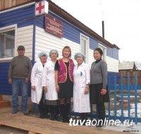 Уникальный опыт: впервые в Туве построено 27 ФАП-ов в течение одного года по нацпроекту «Здравоохранение»