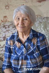 Ко Дню геолога: Зинаида Сат - первая женщина-геолог Тувы отметила профессиональный праздник.