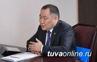 Глава Тувы Шолбан Кара-оол ушел в отставку