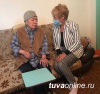 В Туве поздравляют с 96-м днем рождения легендарного шамановеда, Почетного гражданина Кызыла Монгуша Кенин-Лопсана