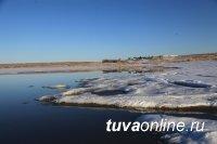 В Туве 12 апреля без существенных осадков