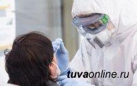 В Туве за неделю COVID-19 заразились 10 человек