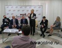 Сенатор России от Тувы Дина Оюн узнавала о проблемах предпринимателей в Кирове