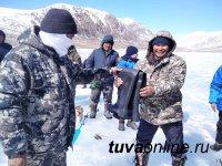 В Туве провели II Чемпионат по ловле рыбы