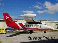 С 22 апреля самолёты из Абакана в Кызыл будут летать по вторникам, средам и четвергам