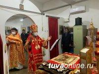 Архиепископ Корейский Феофан возглавил Пасхальные богослужения в храме в честь Воскресения Христова в г. Сеуле