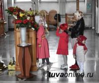 Временно исполняющий обязанности Главы Тувы Владислав Ховалыг поздравил православных верующих республики с праздником Пасхи
