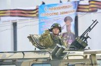 7 мая в Кызыле пройдет репетиция Парада Победы
