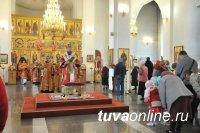 Главный храм Тувы отметил свой престольный праздник