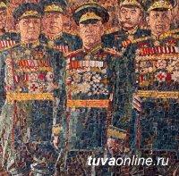 Настоящий Орден ТНР на груди маршала Победы Жукова в Храме Вооруженных сил