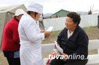 В медучреждениях Тувы трудятся 3240 медицинских сестер